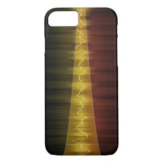 Gold Current iPhone 7 Case