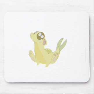 Gold Dawgon Mouse Pad