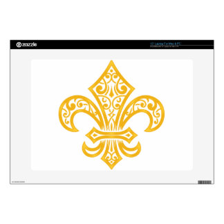GOLD DECALS FOR LAPTOPS