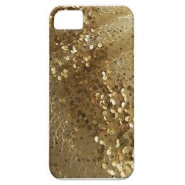 Gold Designer iPhone Case