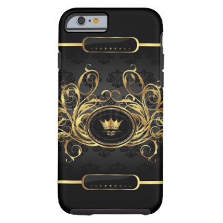 Gold Detailed Casemate IPhone 6 Tough Case