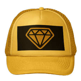 Gold Diamond Gorras De Camionero