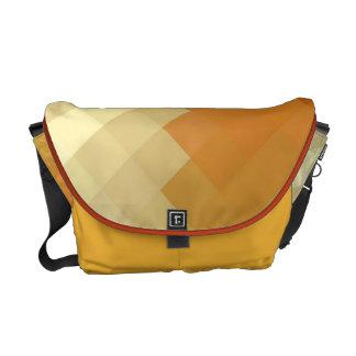 Gold Diamond Seamless Pattern 2 Messenger Bag