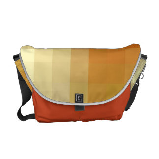 Gold Diamond Seamless Pattern Messenger Bag