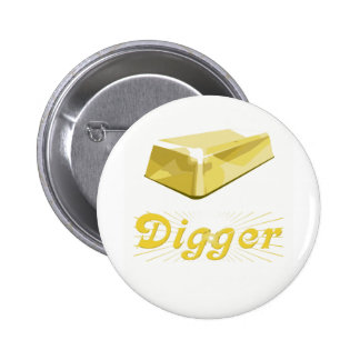 Gold Digger Pin