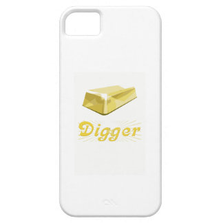 Gold Digger iPhone SE/5/5s Case