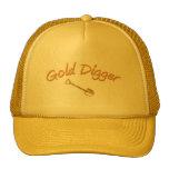 Gold Digger Mesh Hats
