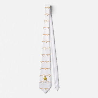 Gold Digger Neck Tie