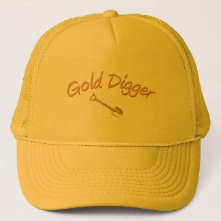 Gold Digger Trucker Hat