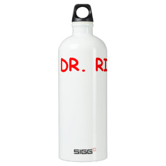 gold digger water bottle