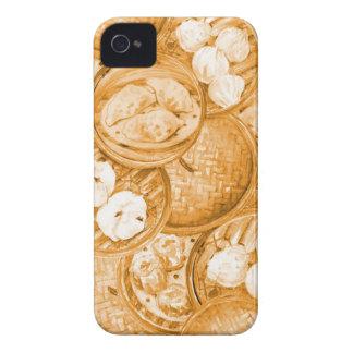 Gold Dim Sum Case-Mate Case iPhone 4 Cases