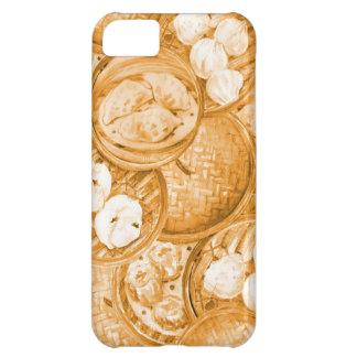 Gold Dim Sum Case-Mate Case iPhone 5C Cases