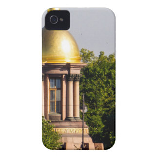 Gold Dome St Peterburg Russia iPhone 4 Cover
