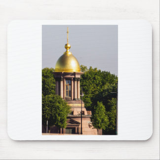 Gold Dome St Peterburg Russia Mouse Pad