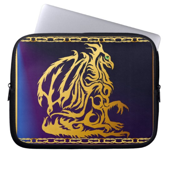 Gold Dragon 1 Electronics Bags