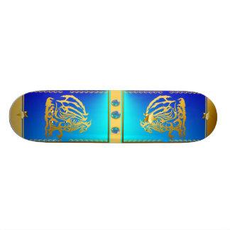 Gold Dragon 2 Skateboard