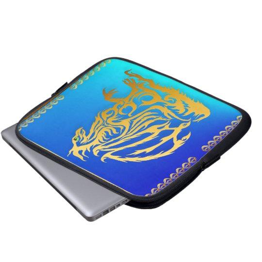 Gold Dragon 3 Electronics Bags
