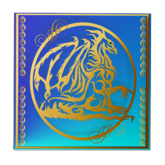 Gold Dragon 3 Tiles