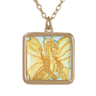 Gold Dragon Custom Jewelry