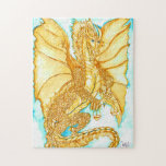 Gold Dragon Puzzle