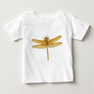 Gold Dragonfly Infant T-Shirt