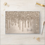"""Gold Drip Desk 