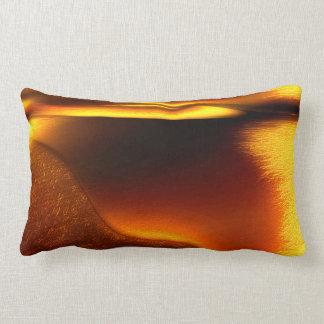 """Gold Dune Sundown"" Pillow/Throw cushion"