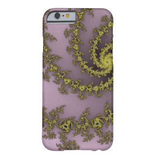 Gold Dust Barely There iPhone 6 Case