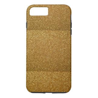 Gold dust iPhone 8 plus/7 plus case