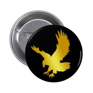 GOLD EAGLE PIN