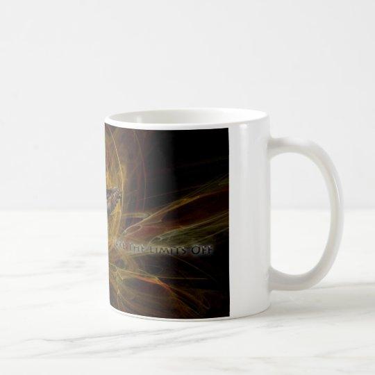 Gold Eagle Soars High Coffee Mug