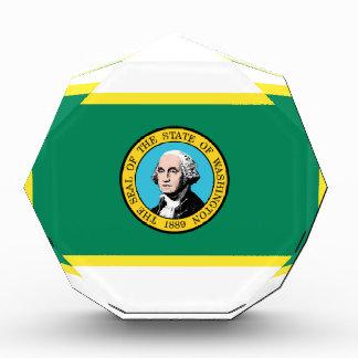 Gold Edge Washington Flag Award