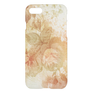 Gold Embossed Roses iPhone 8/7 Case