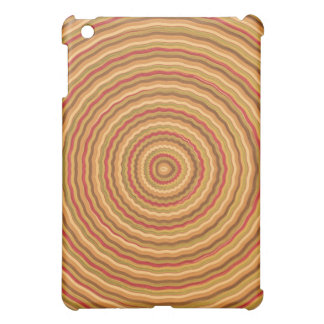 Gold Energy Spectrum - keep in sight Case For The iPad Mini