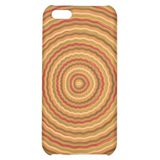 Gold Energy Spectrum - keep in sight Cover For iPhone 5C