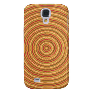 Gold Energy Spectrum - keep in sight Samsung S4 Case