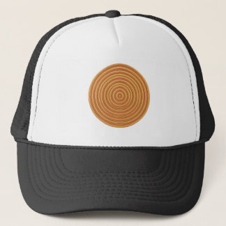 Gold Energy Spectrum - keep in sight Trucker Hat