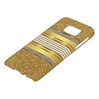 Gold Executive SAMSUNG GALAXY S7 Case