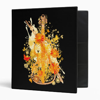 Gold_Experience Vinyl Binder