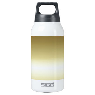 Gold Fever 10 Oz Insulated SIGG Thermos Water Bottle