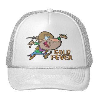 GOLD FEVER TRUCKER HAT