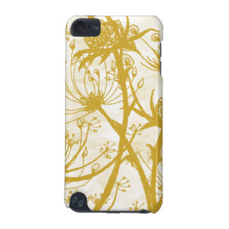 Gold Field Flowers Speck IPod Case iPod Touch (5th Generation) Case