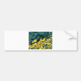 Gold Finch Bumper Sticker