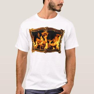 Gold Fire A T-Shirt