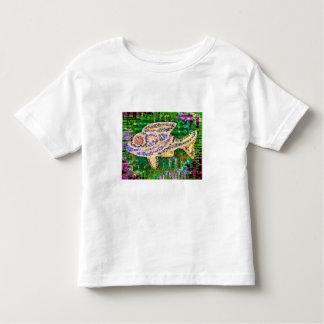 GOLD FISH aquatic animals pets Toddler T-shirt