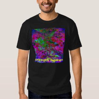 gold fish heaven t-shirt