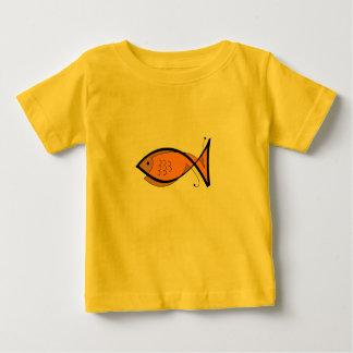 Gold Fish Infant Tshirt