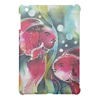Gold Fish Luminosity iPad Mini Covers