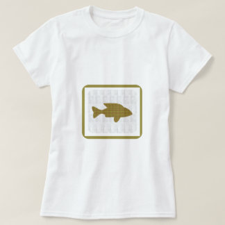 GOLD Fish Pet Aquatic Zoo NVN281 Greetings kids T Shirts