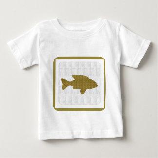 GOLD Fish Pet Aquatic Zoo NVN281 Greetings kids Tshirts